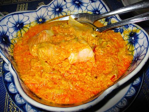 Amok Fish - Cambodia