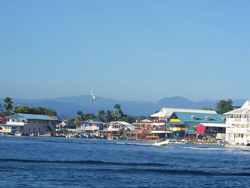 Bocas del Toro Island