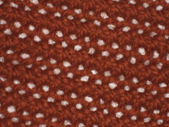 Close up of Opera Scarf