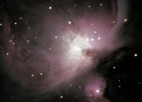 M42/M43-The Great Orion Nebula (8