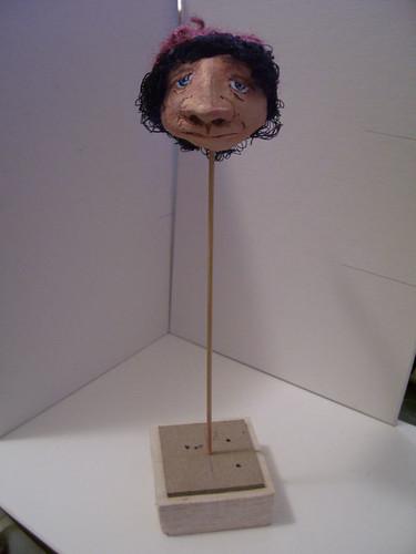 bodyless head