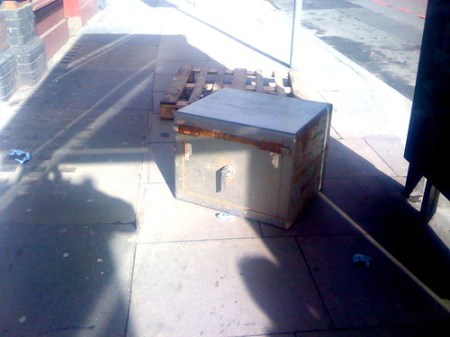 A Safe On The Street