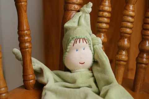 Star Doll - Blanket Style...