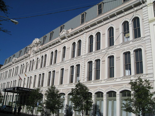 The Tremont House in Galveston