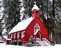 Fort Sherman Chapel
