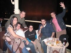 Rebecca, Jason, Scott, Tamar, Jeff, and Mel - Pubcon Vegas 2007