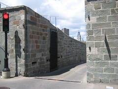 first entrance gate to the citadel