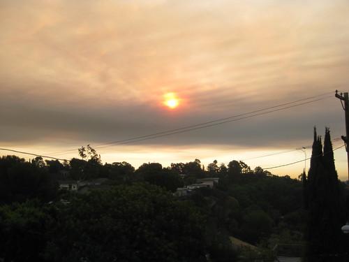 Sunrise August 28, 2009