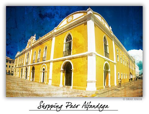 Shopping Paço Alfandega -  Recife / PE