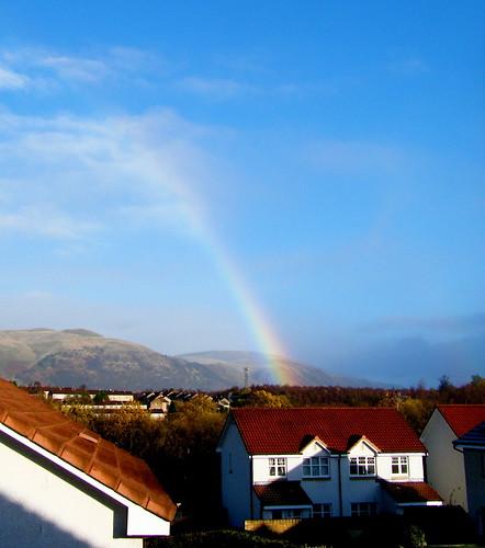 Fading Rainbow