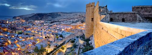 Almer�a desde la Alcazaba