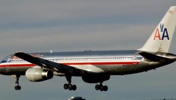 American Airlines Boeing 757-223 N648AA