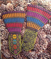 pretty mittens