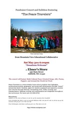 """Concert and Exibition featuring """"The Peace Travelers"""" from Mountain View Educational Collaborative (May 30th, 2009)"""
