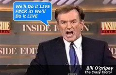 Bill O'reilly Goes Crazy on The Set of Inside ...