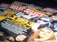 Select Magazine assortment