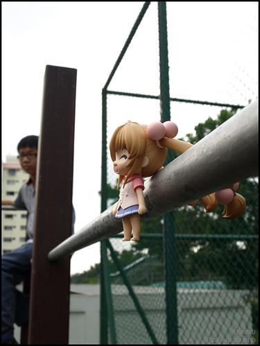Rin @ School 03