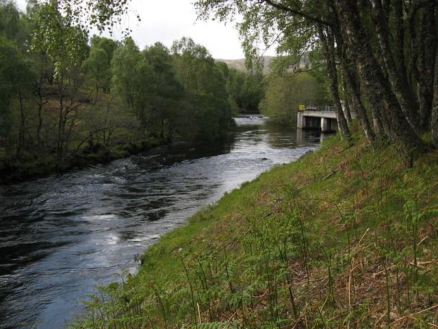 River Farrar, Glen Strathfarrar