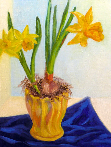 Daffodils 2 - Finished (maybe)