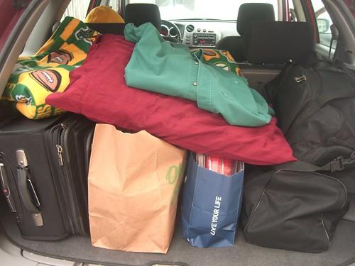 All my stuff!