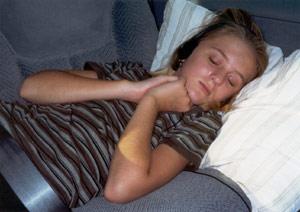 asleepintruck