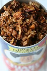 Honey-Nut-Vanilla Granola 5