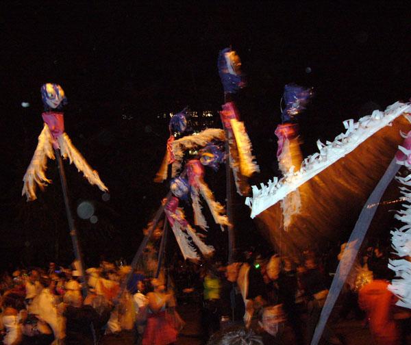 desfile de halloween a