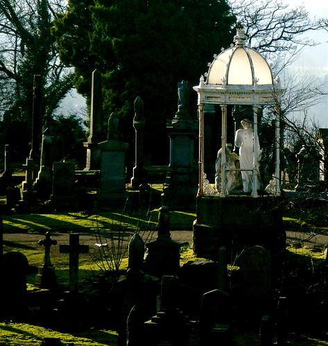 Graveyard Monument