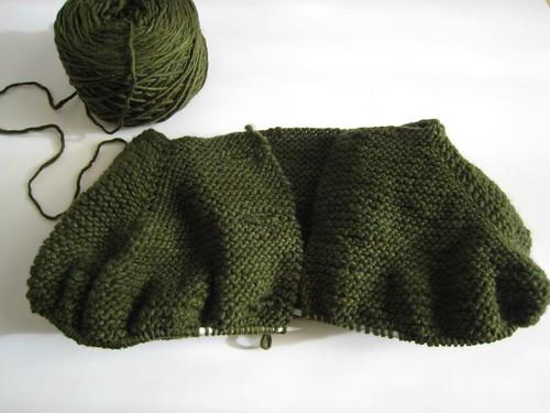Feb Lady Sweater - Yoke by you.