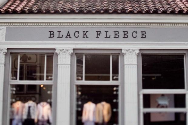 black fleece san francisco