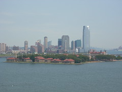 Ellis Island, visit to New York City, August 2007, photo © 2007 by reccos62. All rights reserved