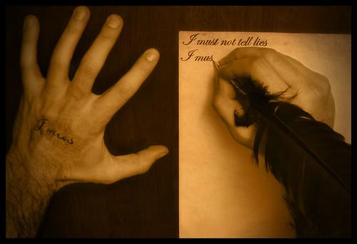 Punishment by Rickydavid