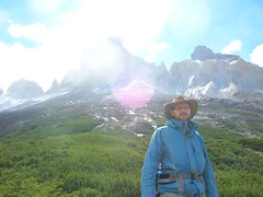 Loz Sunshine Torres del Paine