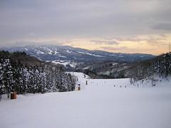Snowboarding, Japan