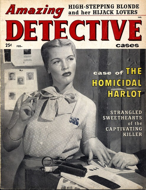 Case of the Homicidal Harlot