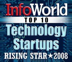 InfoWorld Top 10 Technology Startups
