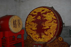 Gulou Beijing Drum Tower Drums