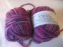 Trio Lilac Fuschia