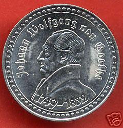 goethe coin