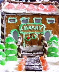 Gingerbread House Auctions at Hartsbrook (c) Hilltown Families