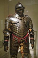 NYC - Metropolitan Museum of Art - Field Armor...