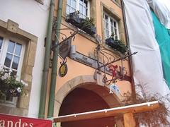 Lussemburgo, insegne