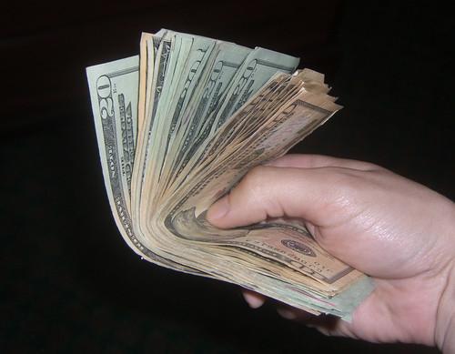 ¡Dólares!