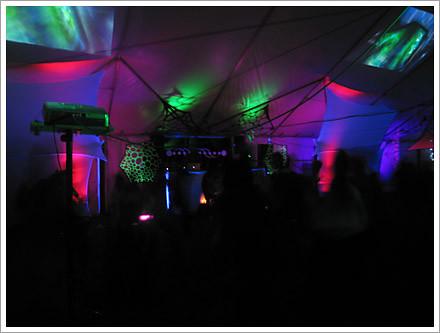 entheos festival 2008 main dance floor night