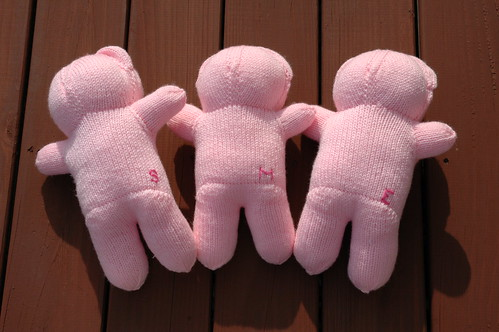 Baby Bobbi Bear Trio