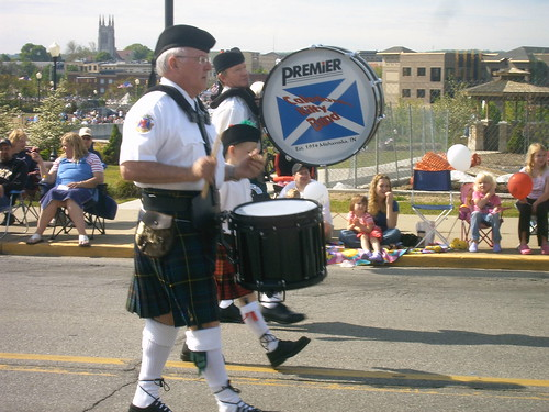 Caledonia Kittle Scottish Band