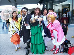 Rozen Maiden group shot