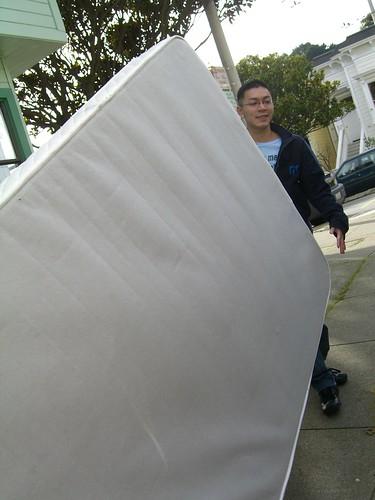 mattress by Shockingly Tasty