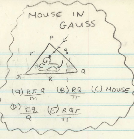mouse-in-gauss