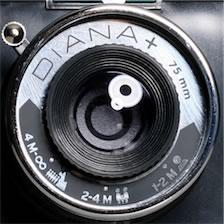 Diana+ Camera